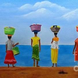 Bev Conover - Women of Africa