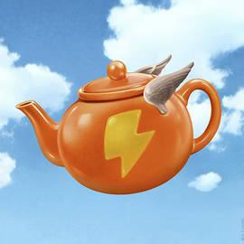 Wonder Teapot by Udo Linke