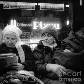 Miriam Danar - Wonder What Happened Today - New York City Bus
