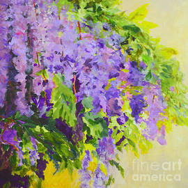 Wonderful Wisteria by Joan Willoughby
