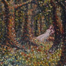 Jim Rehlin - Wood Nymph