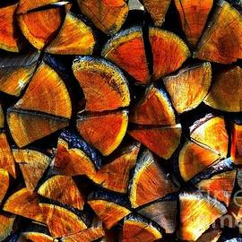 Wood Pile by Lauren Leigh Hunter Fine Art Photography