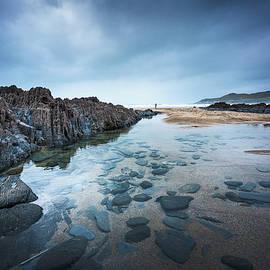 Svetlana Sewell - Woolacombe Beach