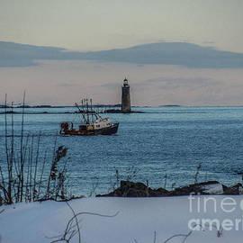 Joe Faragalli - Working the Water in Maine