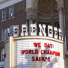 World Champion Saints by Jeanne  Woods