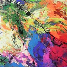 Abdelwahab Nour - Worm Abstract