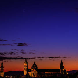 Worms Cathedral by Marc Braner