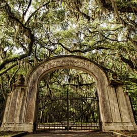 Wormsloe Entrance by Heather Applegate