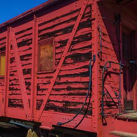 Garry Gay - Worn Decaying Boxcar