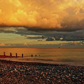 Atanas Tomov - Worthing Beach, Worthing, West Sussex, England