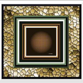Iris Gelbart - Woven circle 2