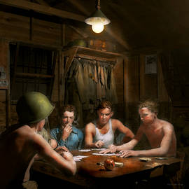 Mike Savad - WWII - The card game 1943