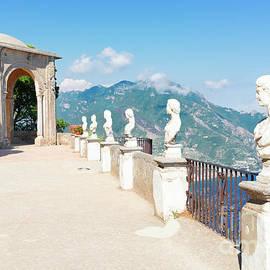 Anastasy Yarmolovich - Ravello Village, Amalfi Coast
