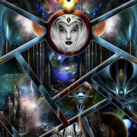 Xzendor7 - Xzendor7 Realm Of Fractal Fantasies Matrix