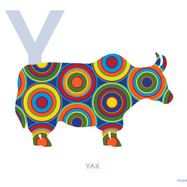 Y is for Yak - Ron Magnes