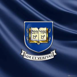 Yale University Coat Of Arms.