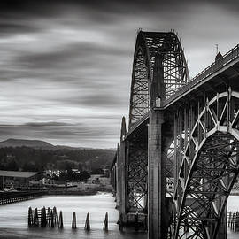 Andrew Soundarajan - Yaquina Bay Bridge