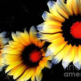 Yard Flowers by Jenny Revitz Soper