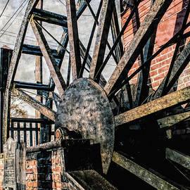 Joann Copeland-Paul - Yates Cider Mill Water Wheel