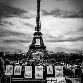 Year 2000 in Paris. by Cyril Jayant