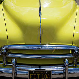 Yellow and Chrome by Jeff Roney