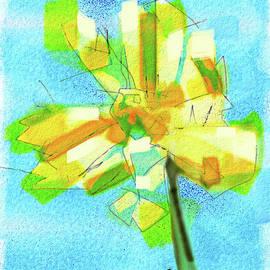 Mark Daniels - Yellow Bloom