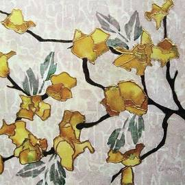 Diane Marcotte - Yellow Blossoms