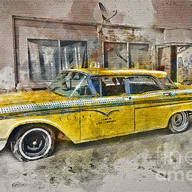 Ian Mitchell - Yellow Cab