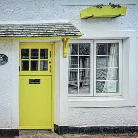 Yellow Doorway by Andrew Wilson