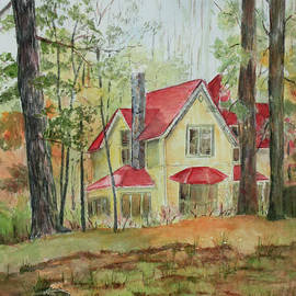 Janet Felts - Yellow Mountain Cottage