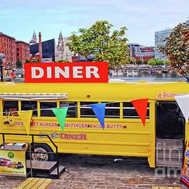 Yellow School Bus Diner