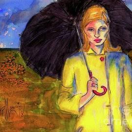 PJ Lewis - Yellow Slicker
