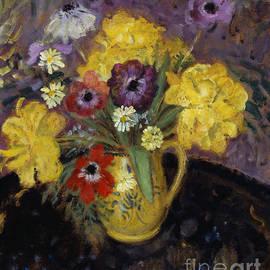 Yellow Tulips - Frederick Carl Frieseke