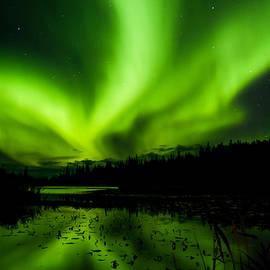 Yellowknife Aurora Series 13 by John McArthur