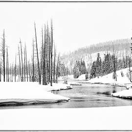 Mike McGinnis - Yellowstone Winter