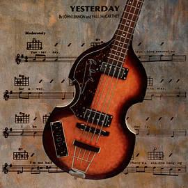 Bill Cannon - Yesterday - Paul McCartney Hofner Bass