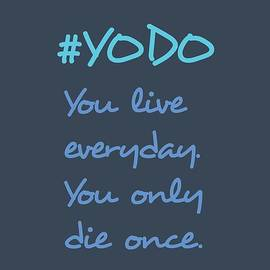 #yodo Customizable Choose Colour by Clare Bambers