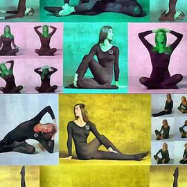 Edward Fielding - Yoga Poses