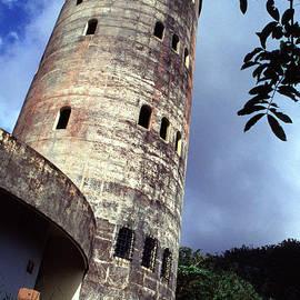 Yokahu Tower El Yunque by Thomas R Fletcher