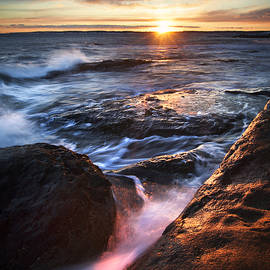 Eric Gendron - York Maine Seascape