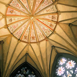 Brian Shaw - York Minster, Chapter House Ceiling