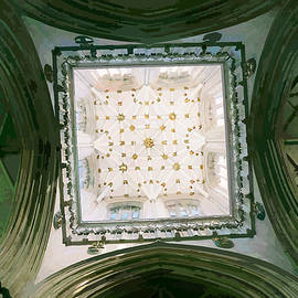 Brian Shaw - York Minster, Looking up into the tower