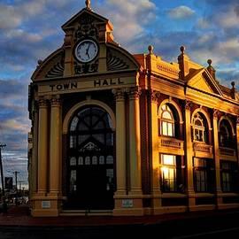 Hans Peter Goepel - York Town Hall