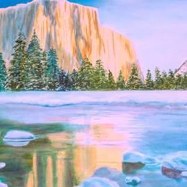 Betsy Cullen - Yosemite
