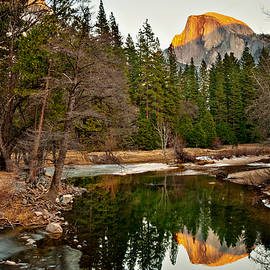 Gregory Ballos - Yosemite - Half Dome