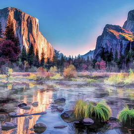 Yosemite National Park Valley by Christopher Arndt