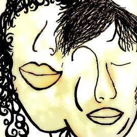 Eloise Schneider - You and Me Sepia Tones