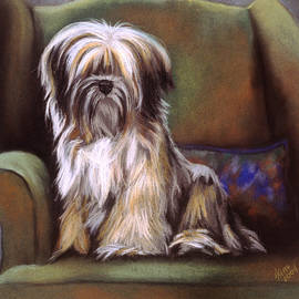 You Are In My Spot Again by Barbara Keith