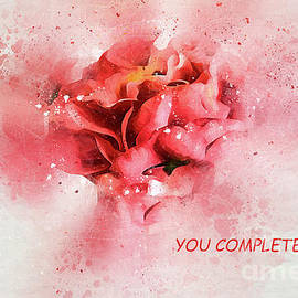 You Complete Me Romance / Valentine
