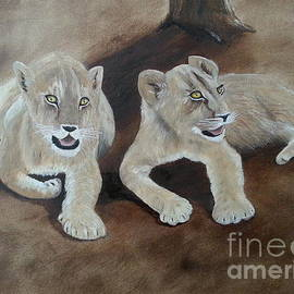 Bev Conover - Young Lions